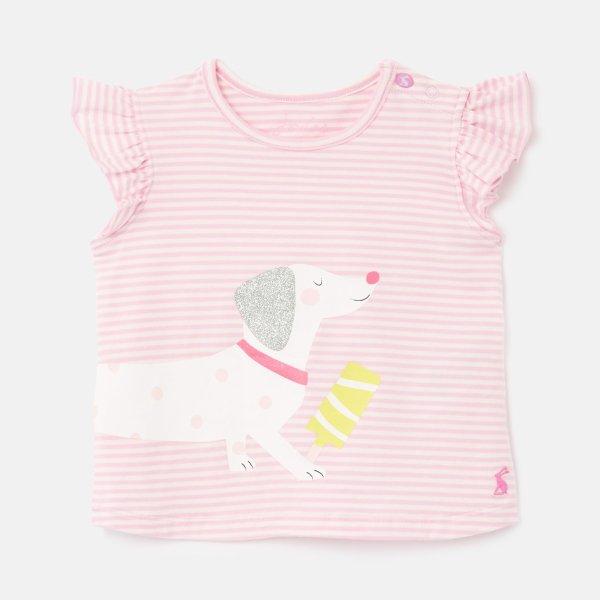 婴儿有机棉T恤