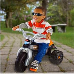 $34.87(原价$54.97)Fisher-Price 哈雷戴维森儿童三轮车
