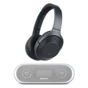 $199.99 w/ free Sony SpeakerSony 1000XM2 Premium Wireless Noise Cancelling Headphones