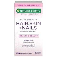 Nature's Bounty 头发指甲护肤综合维生素
