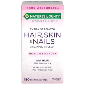 Nature's BountyNature's Bounty Optimal Solutions Hair, Skin & Nails Softgels