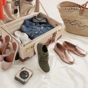 低至5折+额外8.5折FitFlop 折扣区鞋履热卖 好穿舒适走路超轻松