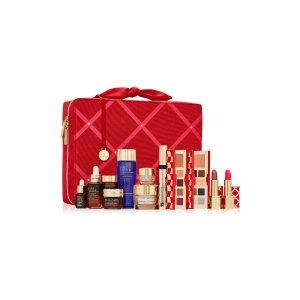 Estee Lauder建议收藏,随时关注补货情况~2021 圣诞智妍大礼包 价值$550