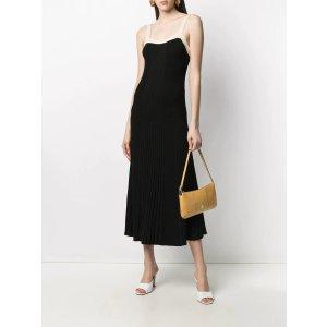 针织吊带裙
