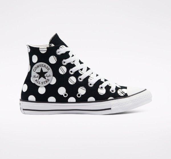 Glitter Shine Chuck Taylor All Star 女鞋