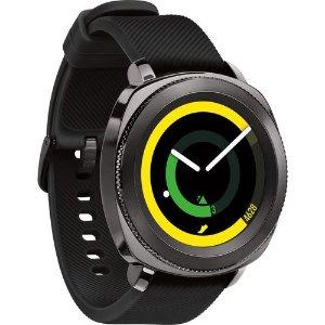 SamsungCode SPORTGear Sport Fitness Watch (Black)