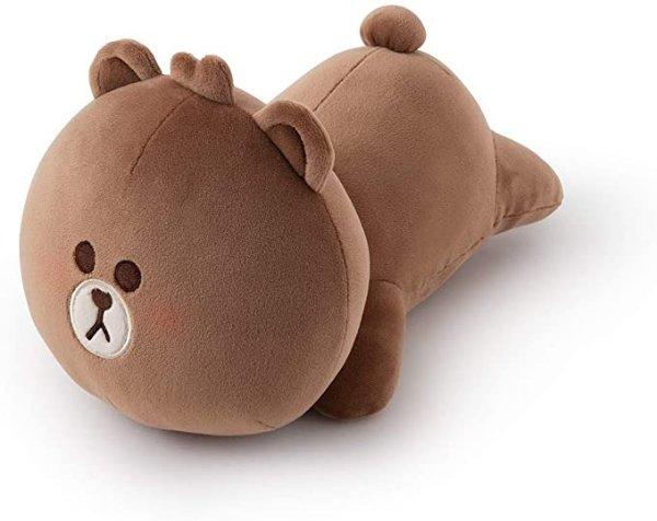 布朗熊 mini系列靠枕