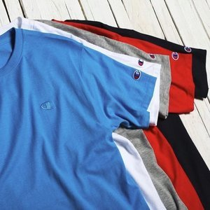3 For $24Champion Mens Classic Jersey Tee