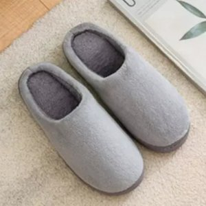 Groupon官网 防滑棉拖鞋热卖 5色可选 男女都能穿
