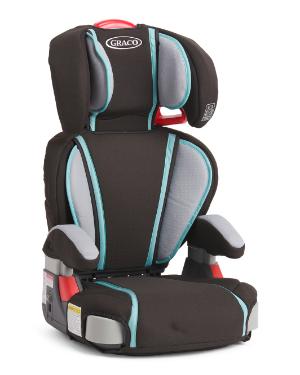 不到三十黒五价:葛莱高背Turbobooster汽车安全座椅