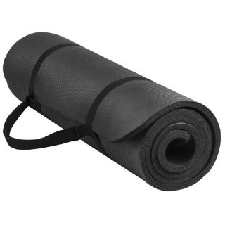 $12.99Everyday Essentials All-Purpose 1/2-Inch High Density Yoga Mat