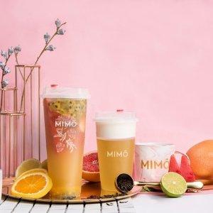 $2.99 (原价$6.8)Mimo Desserts 一杯水果花茶