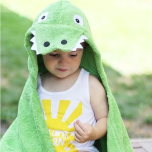 20% OffYikes Twins Kids Hooded Towel Sale @ Albee Baby