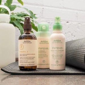 满$125送护发三件套母亲节提前享:Aveda 洗发护发品热卖 范爷同款