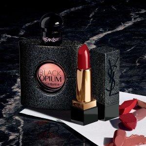 变相7.5折 £26收超值圣诞礼盒11.11独家:YSL 彩妆香氛线热促中 凑单£32收逆龄粉底液