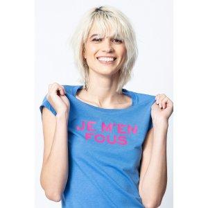 Zadig & Voltaire字母修身T恤