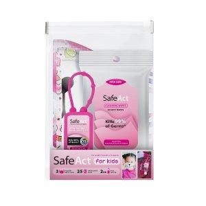 SafeAct Kit For Girls 2 Pack