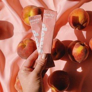 8.5折 订阅更便宜仅€28Dewty Beauty 甜甜的水蜜桃味胶原蛋白 只给甜甜的你