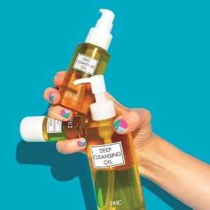 $29.00(原价$37.80 )史低价:DHC明星产品深层卸妆洁面油,不闷痘,卸妆超干净哦,200ml
