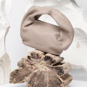 低至6折+额外9折!€171收水桶包Danse Lente 小众美包热促 几何美学设计 时尚独特不易撞款
