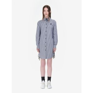 Swallow Rockabilly Shirt Dress 连衣裙