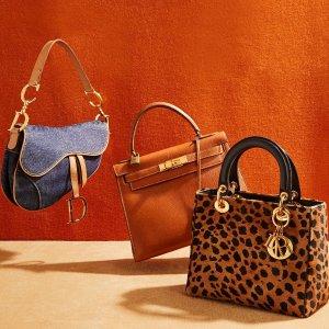 2.5折起上新:Vestiaire Collective 二手奢侈品交易平台 收Chanel、LV、Gucci、爱马仕