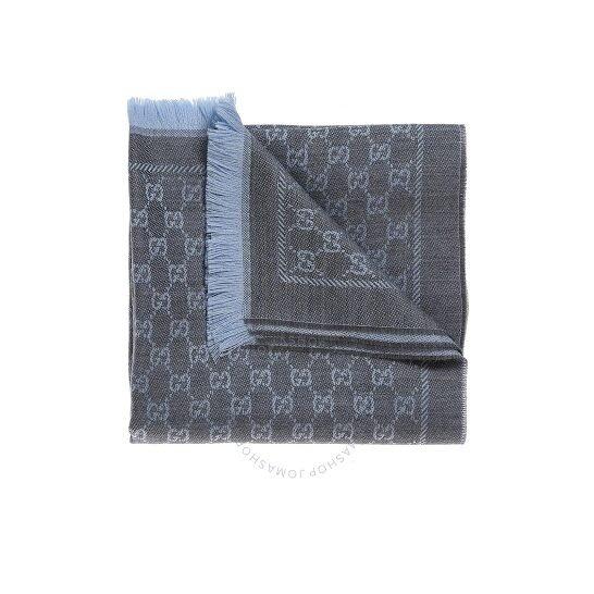 GG 羊毛围巾
