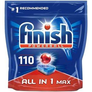 finish洗碗机片 110片