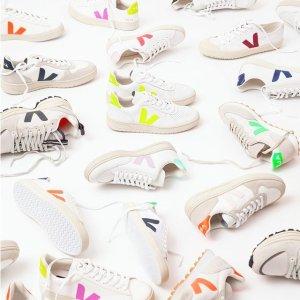 限时8.5折+包税VEJA 法式轻盈小白鞋 增高瘦腿又舒适