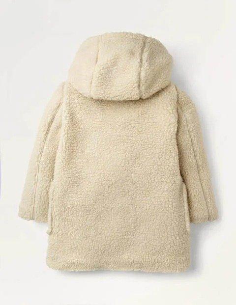 儿童摇粒绒保暖外套