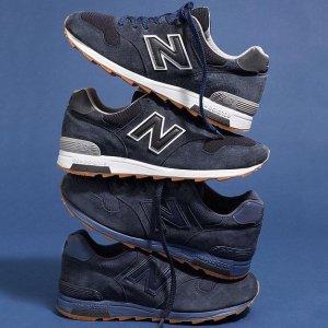 低至5.9折 €52收哑光黑New Balance 经典复古574史低价  慢跑鞋之王