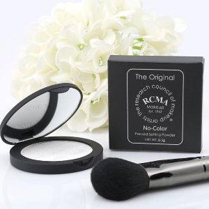 化妆师超爱,美妆博主力荐RCMA 新品上市,收网红胡椒粉粉饼 散粉