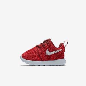 无门槛包邮 Roshe One $27.97起Nike官网 儿童服饰鞋履低至6折促销