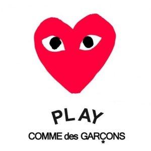 €130起收 潮人入门款CDG Play x Converse 红心帆布鞋热卖 还有码速来收