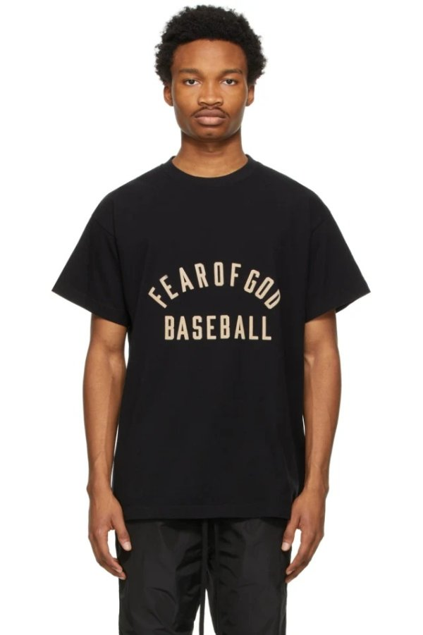 'Baseball' T恤