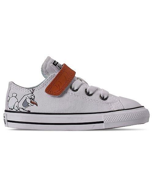 女幼童帆布鞋