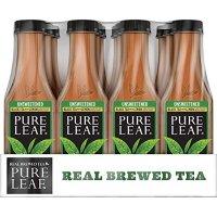 Pure Leaf 茶室特调、原叶鲜泡有机冰茶 18.5 oz. 12瓶
