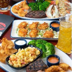 仅$29.99 十多款菜品任你选Red Lobster 自选4份海鲜大餐限时回归