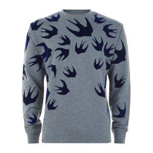 fd24cffe Kenzo, McQ, Neil Barrett Men's Sweatshirts Sale @ Harrods 10% Off ...