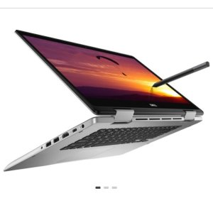 Inspiron 15 5591 2-ini-1 Laptop (i5-10210U, 8GB, 256GB)