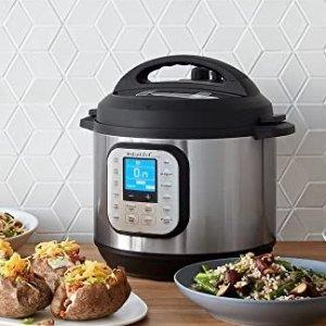 $49.99Instant Pot Duo Nova Pressure Cooker 7 in 1, 6 Qt