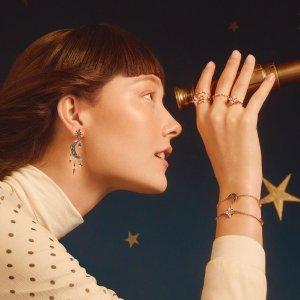 收IU同款星月项链、耳饰上新:Swarovski 冬季系列,点亮专属于你的冬夜繁星