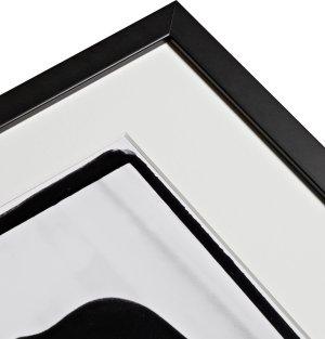 Sonic Editions - Framed Peter Anderson 1988 Run-DMC Print, 16