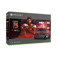 Xbox One X 1TB NBA 2K20 同捆版