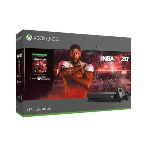 $299.99 送 $60 Kohl's CashXbox One X 1TB NBA 2K20 同捆版