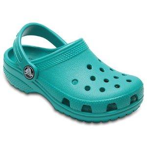 Crocs儿童经典洞洞鞋