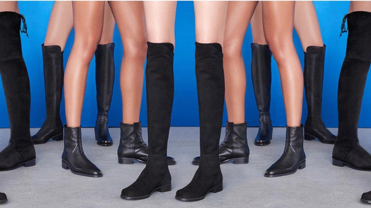 什么腿型穿什么靴子 | 穿对靴子你就是小鸟腿!