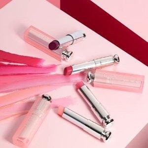 最高减$200+礼卡满送 变相7折Dior Addict系列变色唇膏9折热卖 护唇必备 凑单好物