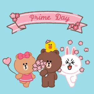 Save BigEnding Soon: Line Friends Amazon Prime Day Sale