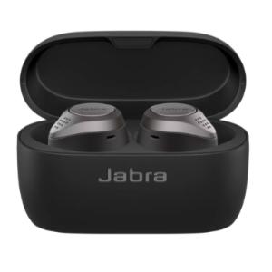 Jabra Elite 75t True Wireless Sport Earbuds Titanium Black